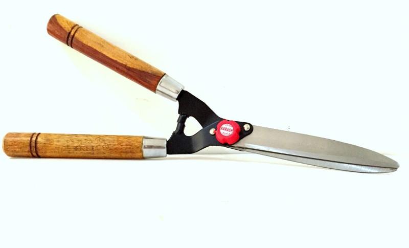 FIELDSTAR Heavy Duty Impact Hedge Shear ( Wooden Handle) Hedge Shear(110 cm)