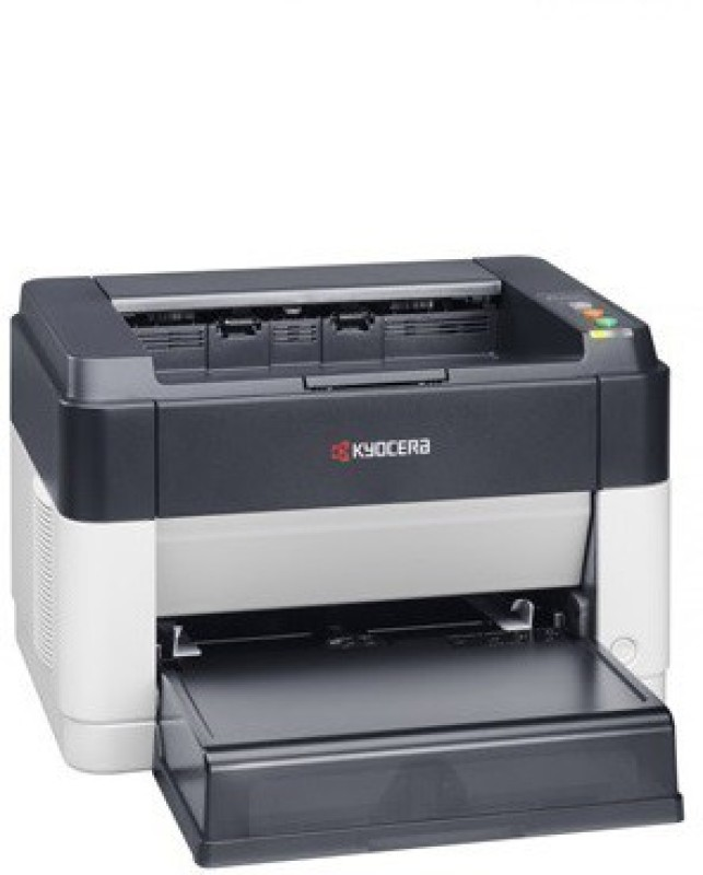 kyocera FS 1040 Single Function Printer(Gray & whire, Toner Cartridge)