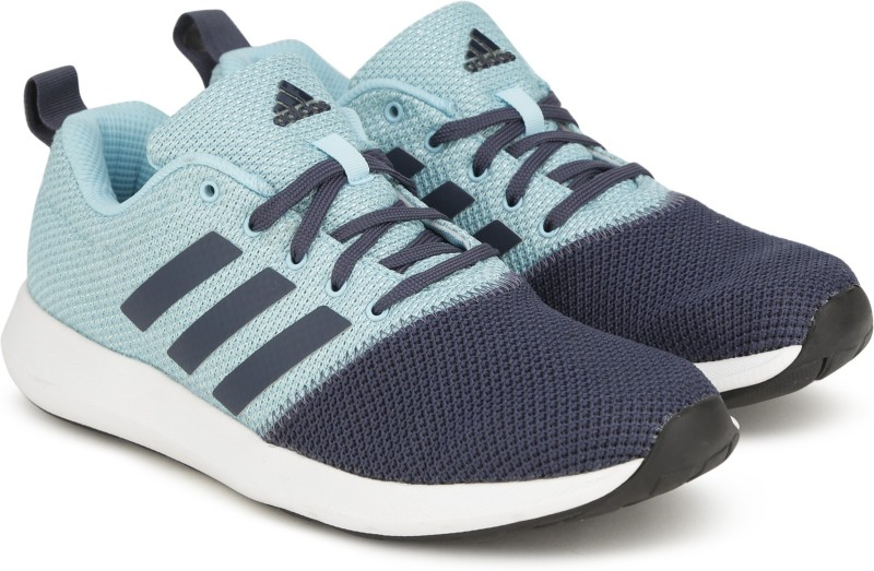 Adidas RAZEN W Running Shoes For Women(Blue, Navy)