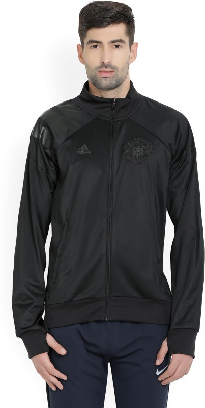 ADIDAS Solid Mens Track Top