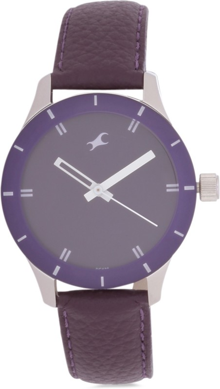 Fastrack NF6078SL05 Watch For Women