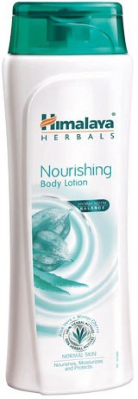 Himalaya Nourishing Body Lotion for Normal Skin(400 ml)