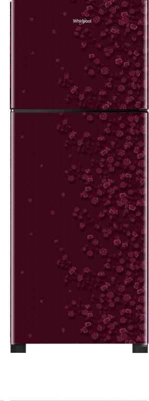 Whirlpool 265 L Frost Free Double Door Refrigerator(Wine Gloria, NEO...
