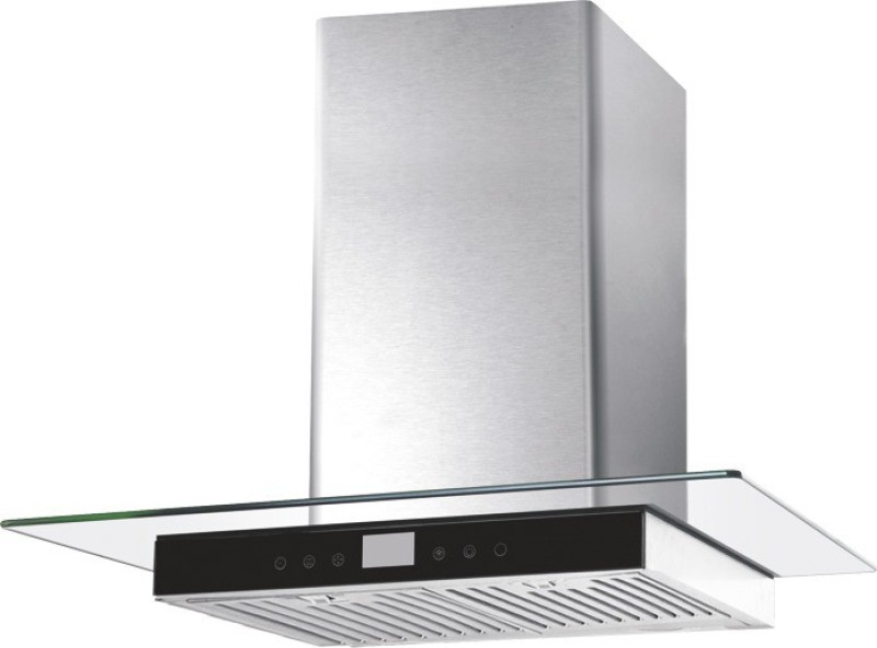 Kaff ASTRA DHC-60 Wall Mounted Chimney(Gray 1180)
