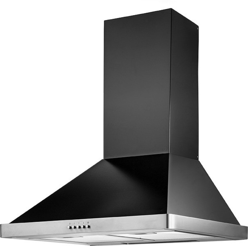 Kaff NERO MX 60 Wall Mounted Chimney(Gray 1080)