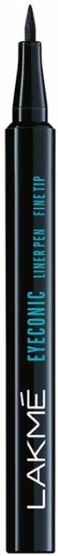 Lakme Eyeconic Liner Pen Fine Tip 1 ml(Black)