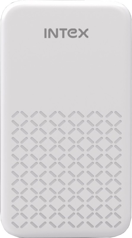 Intex 16000 mAh Power Bank (PB-16K, Poly)(White, Lithium Polymer)