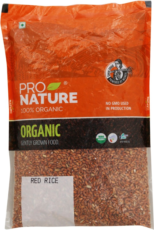 Pro Nature Organic Red Rice(1 kg)