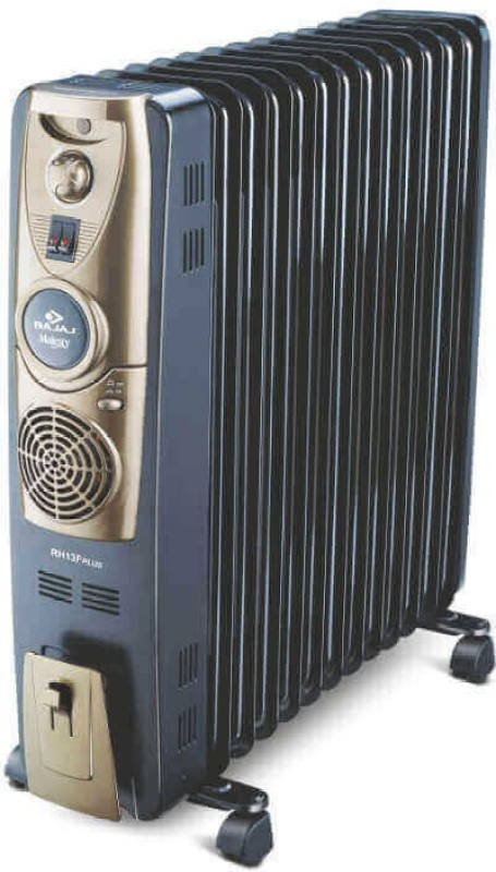 Bajaj Majesty Rh 13f Plus Oil Filled Room Heater