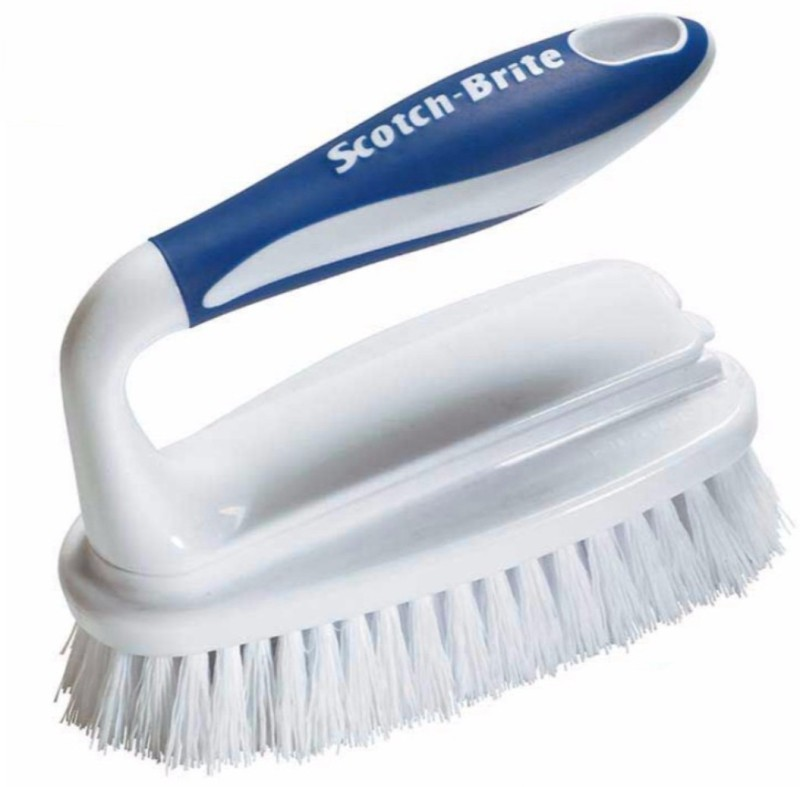 Scotch Brite Toilet Brush(White)