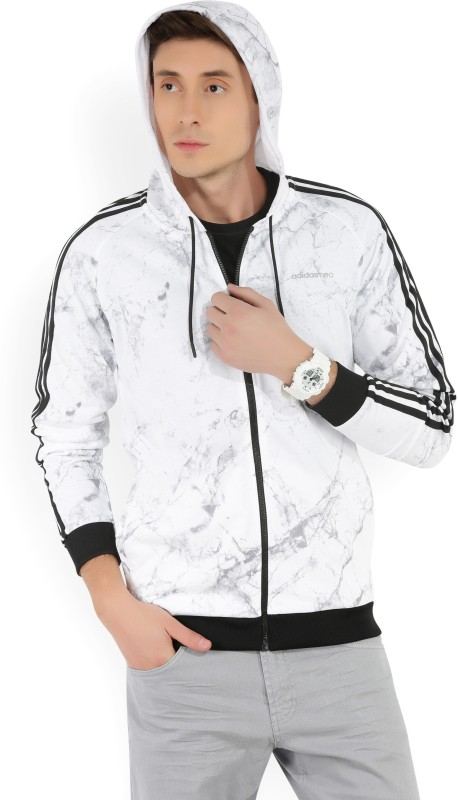 ADIDAS NEO Printed Mens Track Top