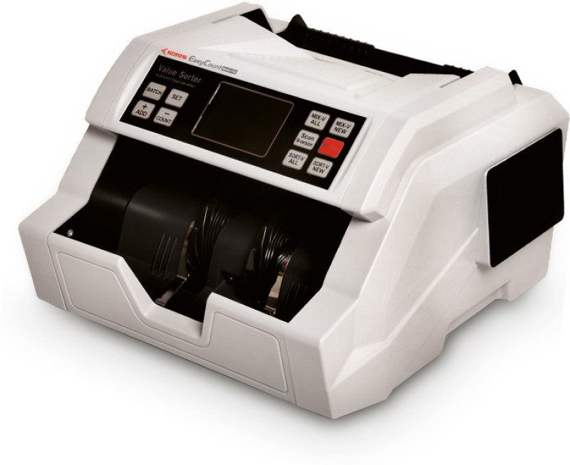 Kores 452 Note Counting Machine(Counting Speed - 1200 notes/min)