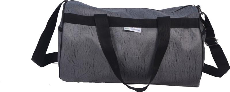 ABV Duffle Bag, Gym Bag, Travel Bag Grey Travel Duffel Bag(Grey)