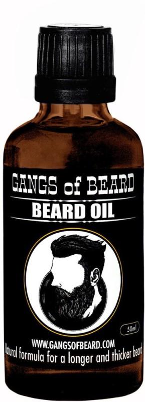 Gangs of Beard 50 ml Oudh Beard oil Hair Oil(50 ml)