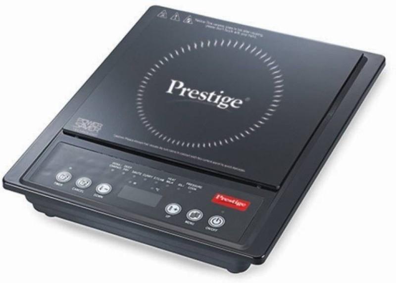 Prestige PIC 12.0 Induction Cooktop(Black, Push Button)