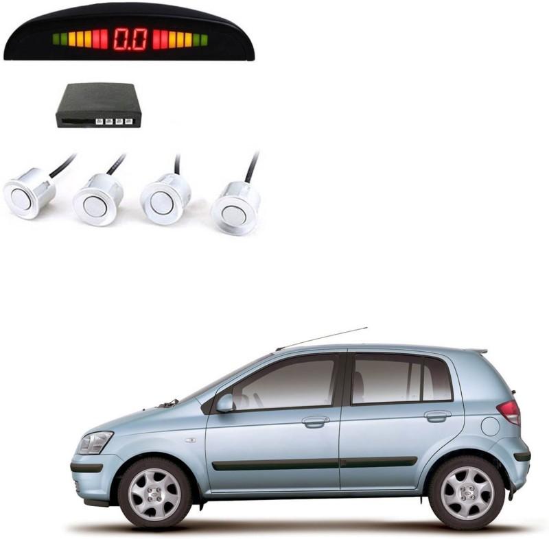 Purpleheart PRK-SNSR-GETZ-WHT-8944079605289 8944079605289-PRK-SNSR-GETZ-WHT Parking Sensor(Ultrasonic Systems)