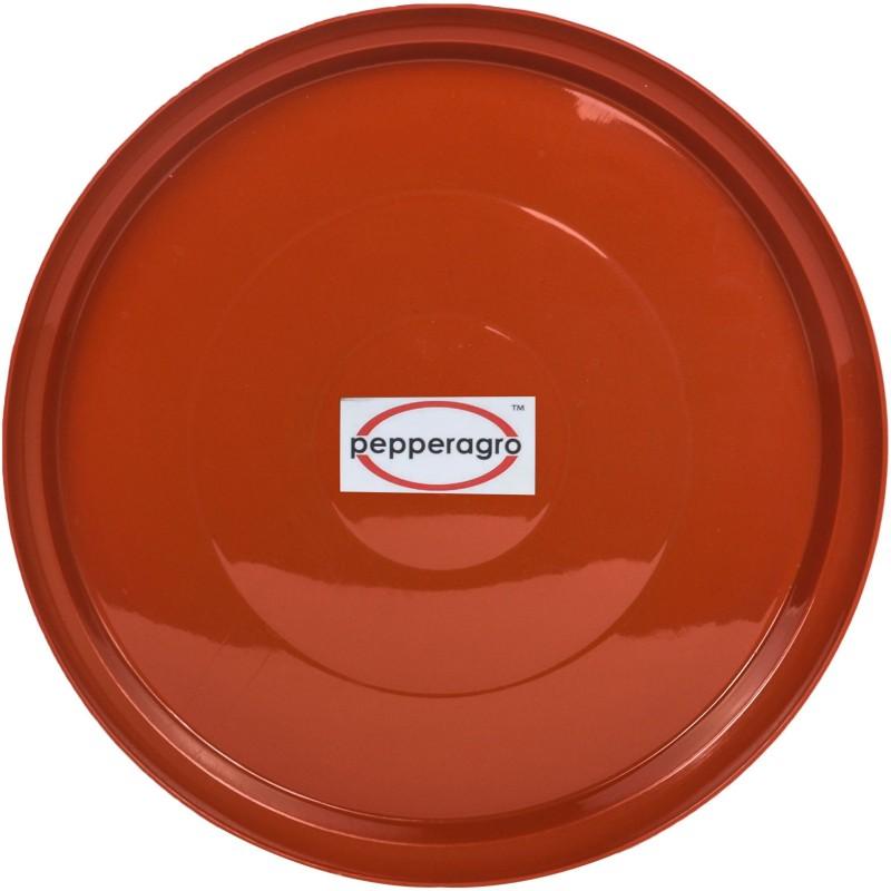 Pepper Agro Flower Pot Plant Saucer Base Plate Planter Tray 13inch Terracotta...
