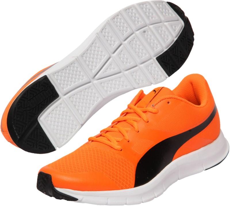 Puma Flexracer Running Shoes(Orange) Flexracer