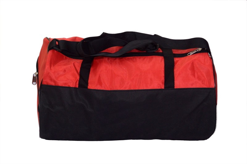 Cp Bigbasket Trendy Sport travel Duffle With Show Compartment Gym Bag(Red)