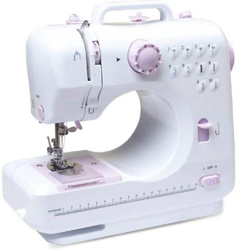 Tradeaiza Sewing Machine Base Yes(Plastic)