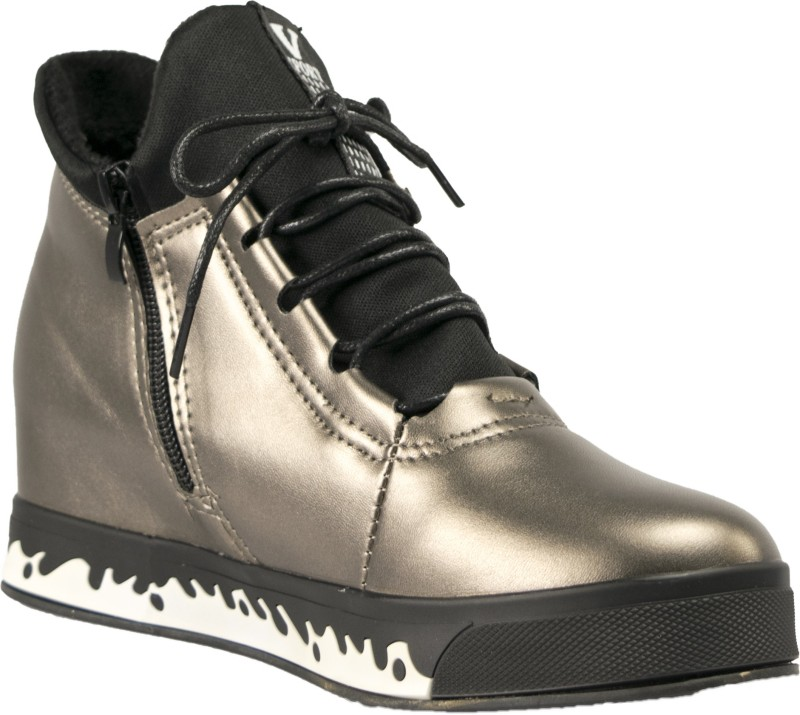 Gospel Gospel Ankeled Rockstar SneakersGold