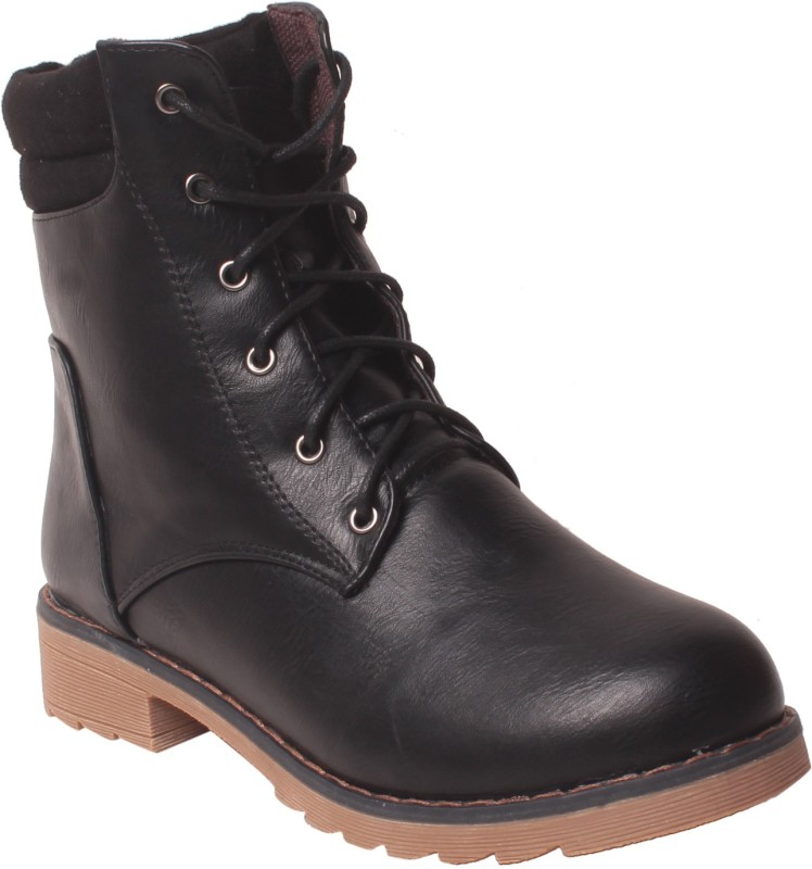 MSC Boots For Women(Black)