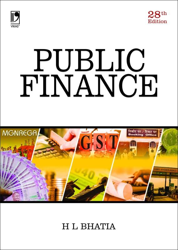 Public Finance Twenty Ninth Edition(English, Paperback, H L Bhatia)