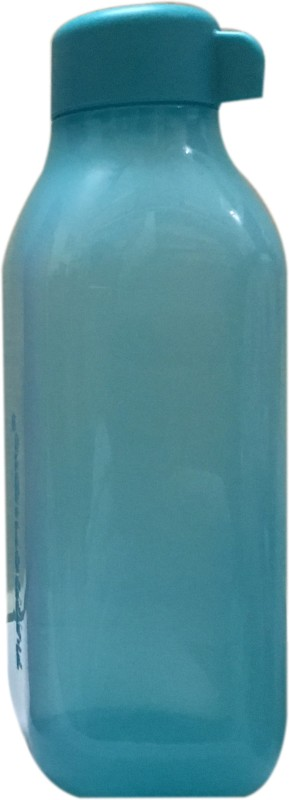 Tupperware 500 ml square 500 ml Bottle(Pack of 1, Blue)