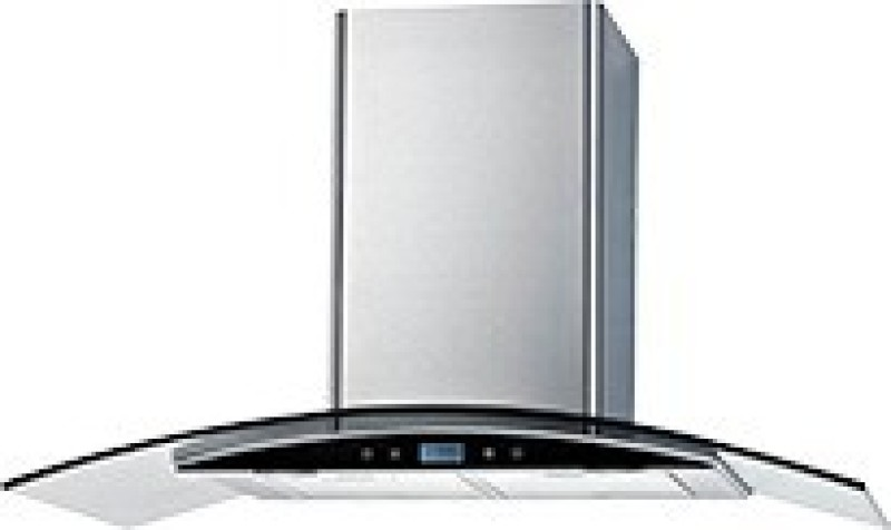 Kaff OPEC GX 90 Wall Mounted Chimney(steel 1180)