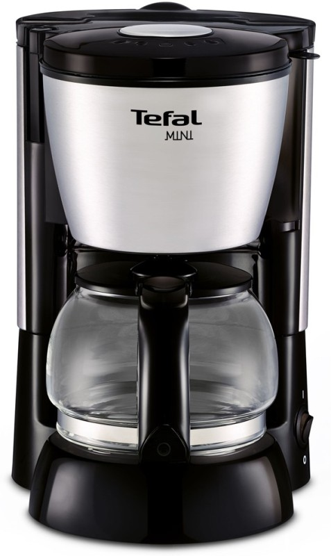 Tefal Apprecia 6 Cups Coffee Maker(Silver)