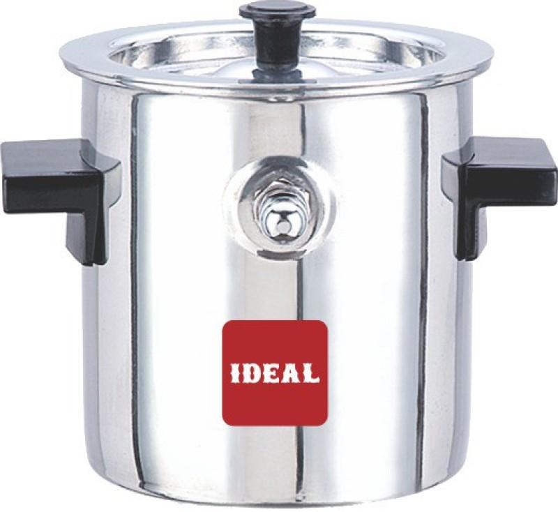 Ideal ALUMINIUM MILK BOILER 1000 ML Cookware Set(Aluminium, 1 - Piece)