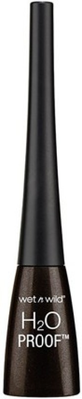 Wet n Wild H2O Proof Liquid Eyeliner 5 ml(Dark Brown)