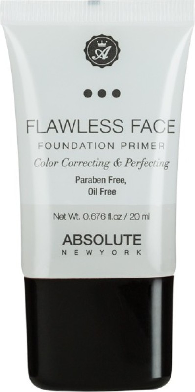 Absolute Flawless Foundation Primer Foundation(Clear, 20 ml)