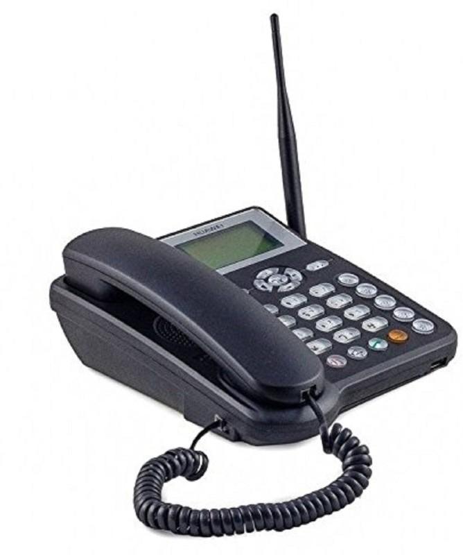 Huawei ETS 5623 Cordless Landline Phone(Black)