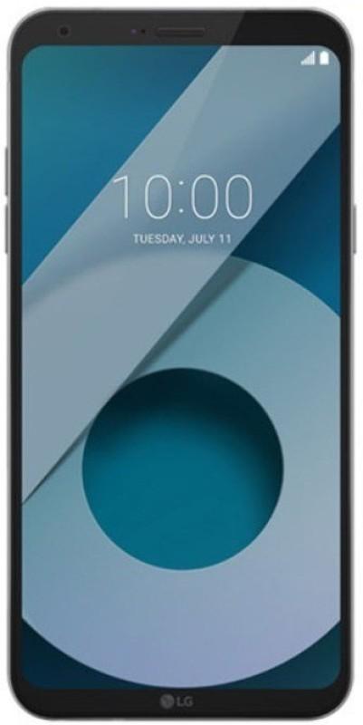 LG Q6+ (Ice Platinum, 64 GB)(4 GB RAM) Q6+