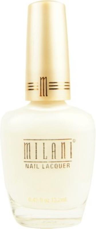 Milani Nail Lacquer White(13.2 ml)