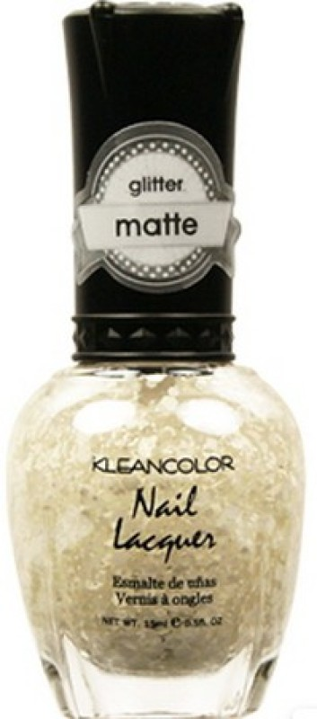 KleanColor Glitter Matte Nail Lacquer I Do, Romeo(15 ml)