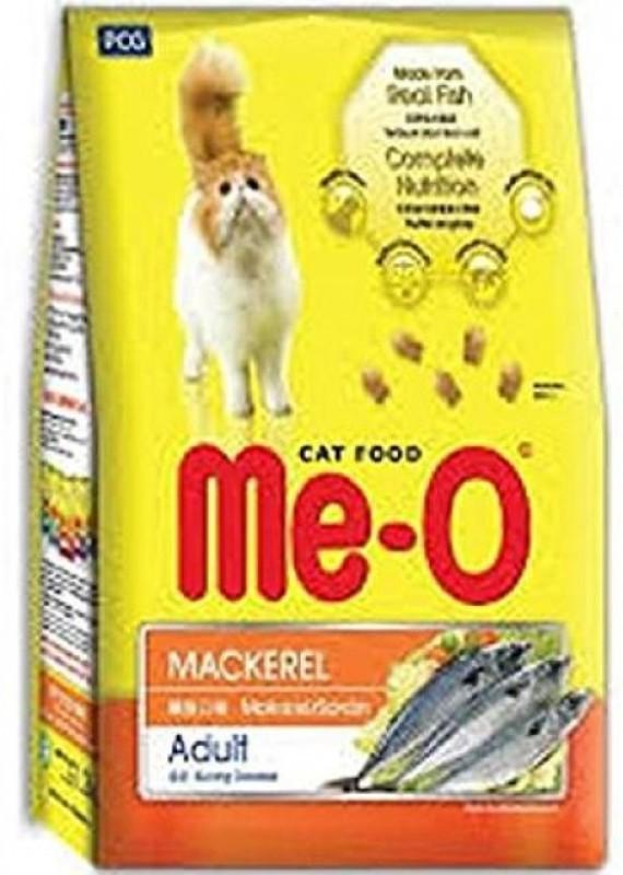 pcg Meo Mackerel Adult Cat Food (3kg) Fish Dry Cat Food