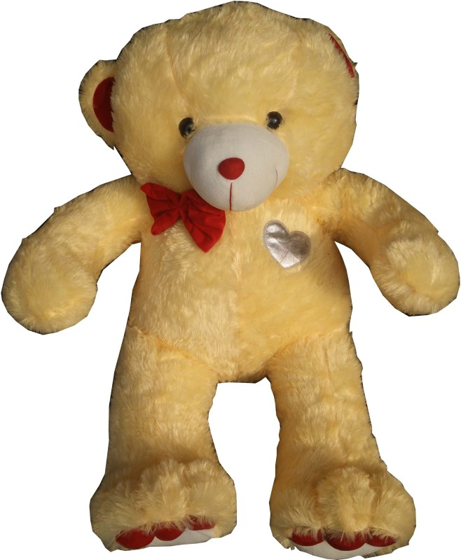 kaykon Big Giant Cute Lovely Teddy Bear Soft Plush Stuffed Toy For Kids Best Birthday gift- 90 Cm Best Premium Quality Plush Fabric #BestdealonFlipkart - 36 inch(Cream)