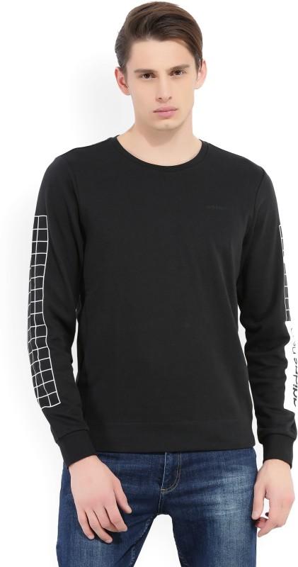 ADIDAS NEO Full Sleeve Solid Men's Sweatshirt