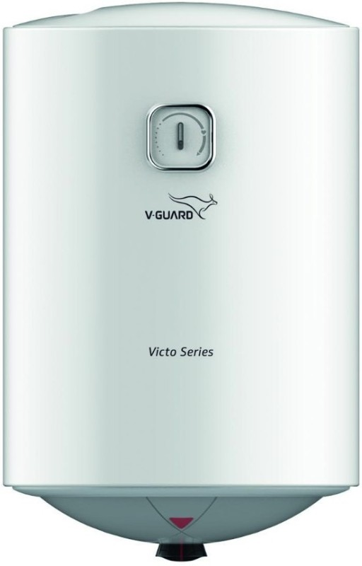 V Guard 25 L Storage Water Geyser(White, Victo)