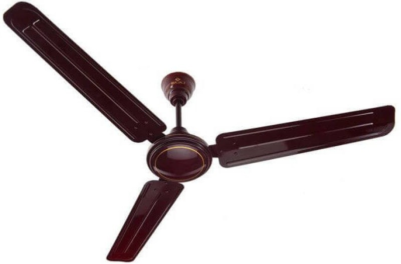 Bajaj Edge Brown 1200 mm 3 Blade Ceiling Fan(Brown, Pack of 1)