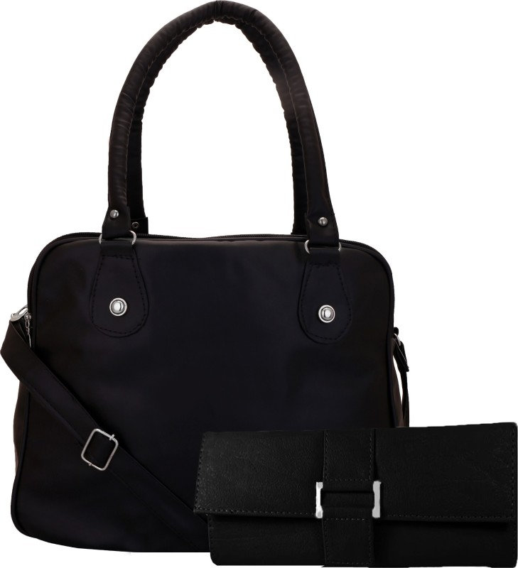 Lady bar Women Black Shoulder Bag