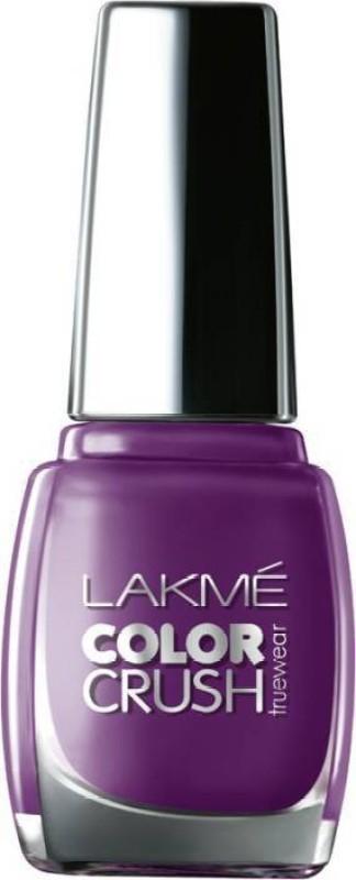 Lakme Truewear Color Crush Nail Color, Nail Color, Shade 57, 9 ml CC57(9 ml) Truewear Color Crush Nail Color, Nail Color, Shade 57, 9 ml