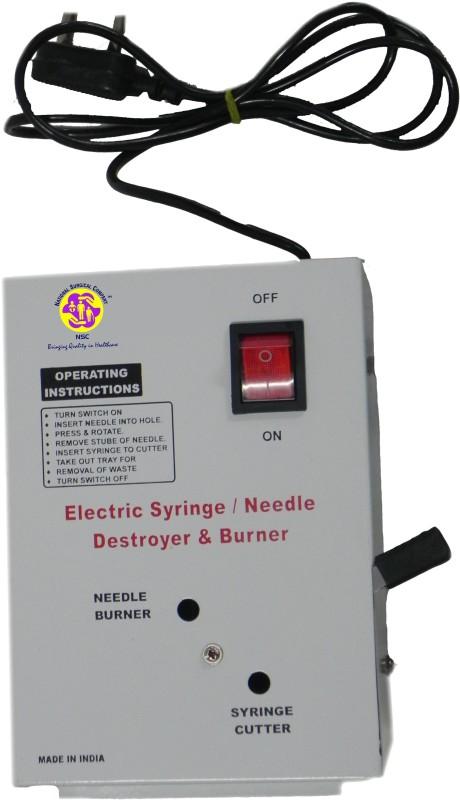 NSC Needle Syringe Destroyer Regular Needle Burner