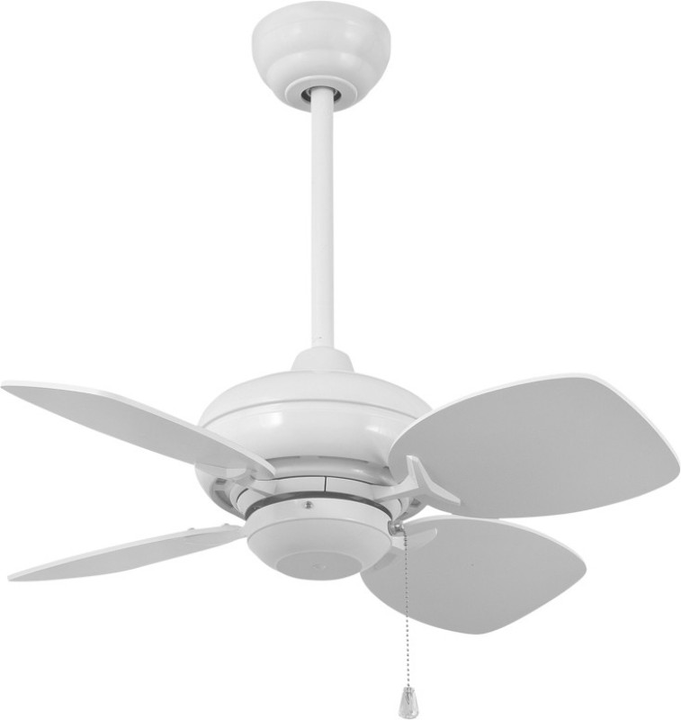 Anemos Chintoo 26 WH 4 Blade Ceiling Fan(White)