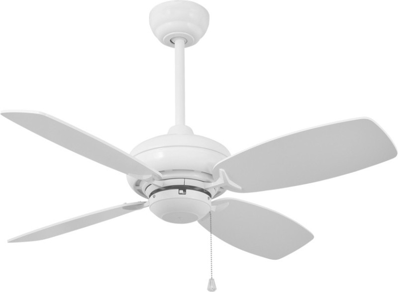 Anemos Chintoo 36 WH 4 Blade Ceiling Fan(White)