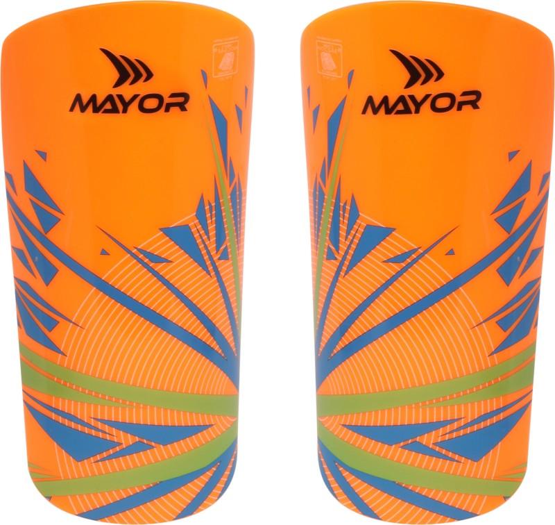 Mayor Viper Football Shin Guard(Orange)