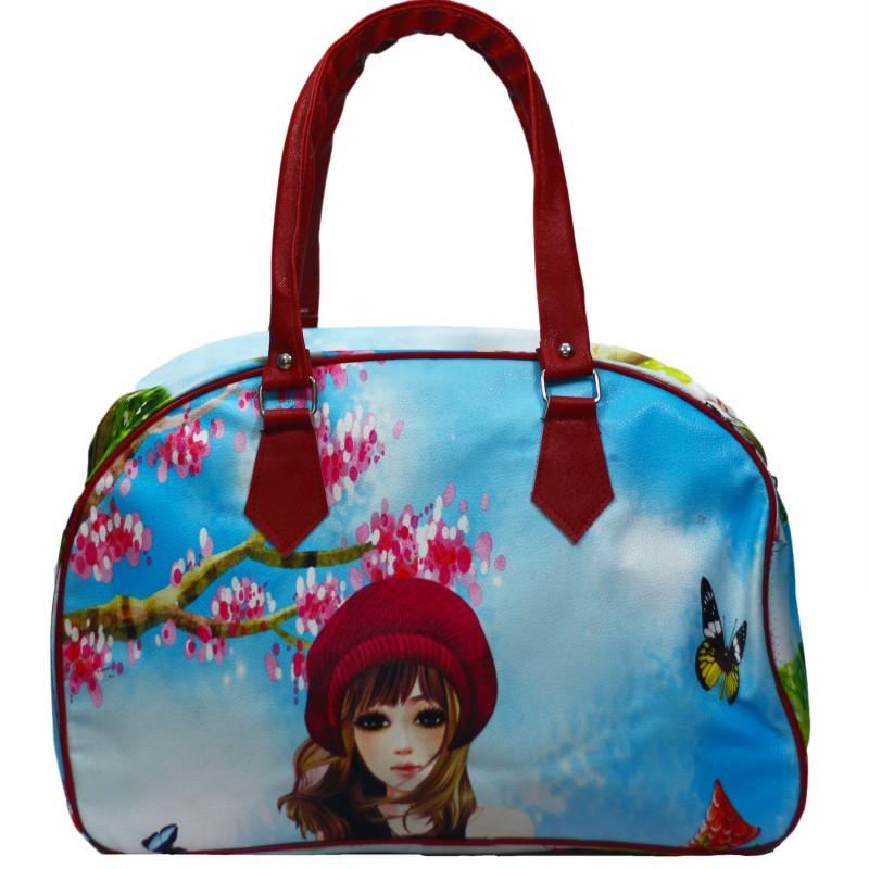 VS Creation Women Multicolor Shoulder Bag