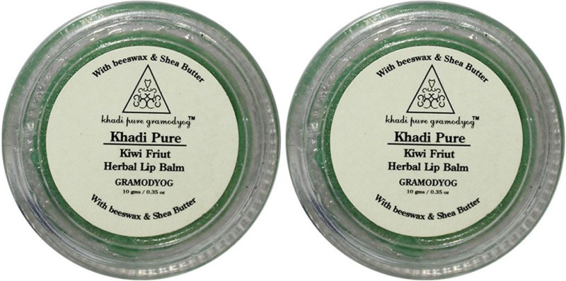 Khadi Pure Herbal Kiwi Lip Balm Fruity(20 g)
